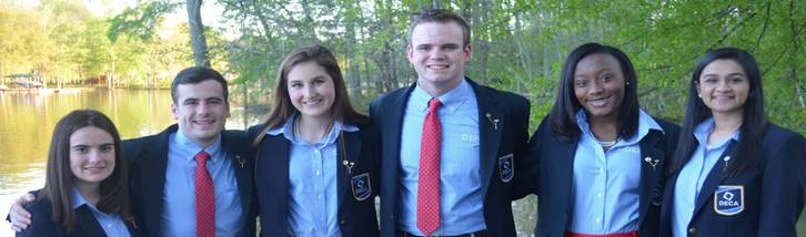 2017-2018 GaDECA State Officers